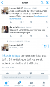 20151120 - Laurent Louis - twitter
