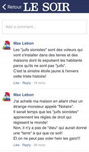 161223 - Le Soir - Max Lebon 3